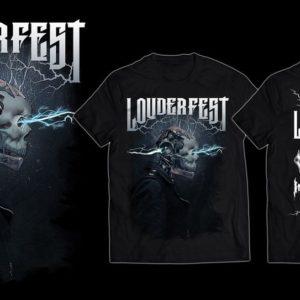 Koszulka Louder Fest
